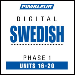 Swedish Phase 1, Unit 16-20