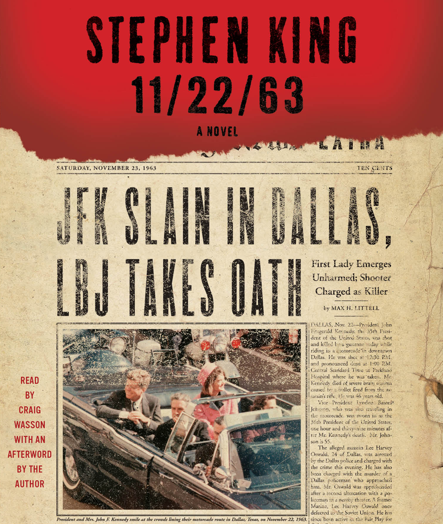 new york times book review stephen king 11 22 63