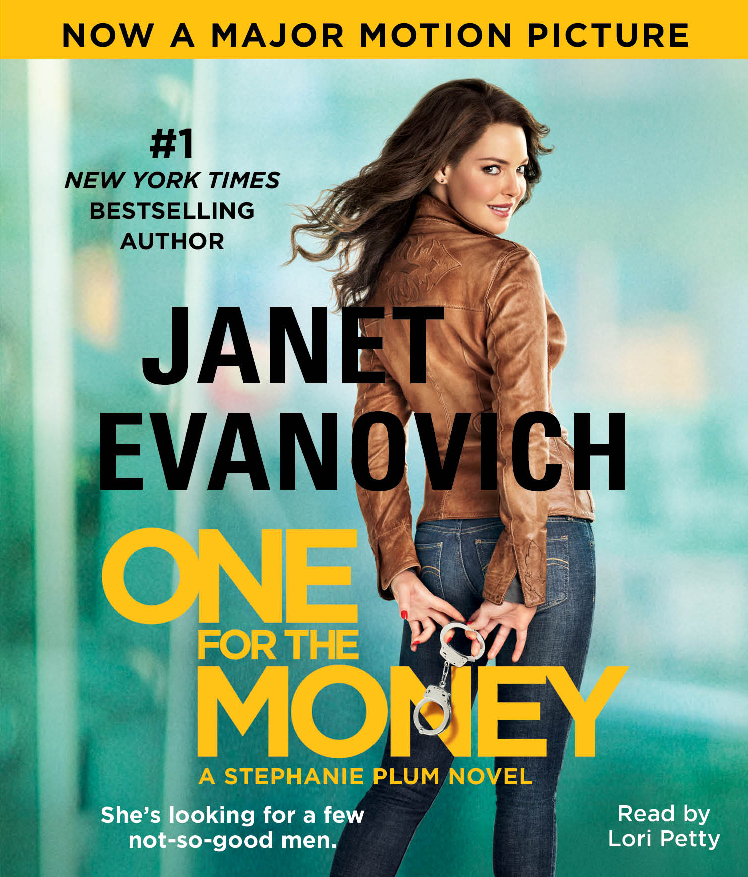 Book Cover Image (jpg): One For The Money