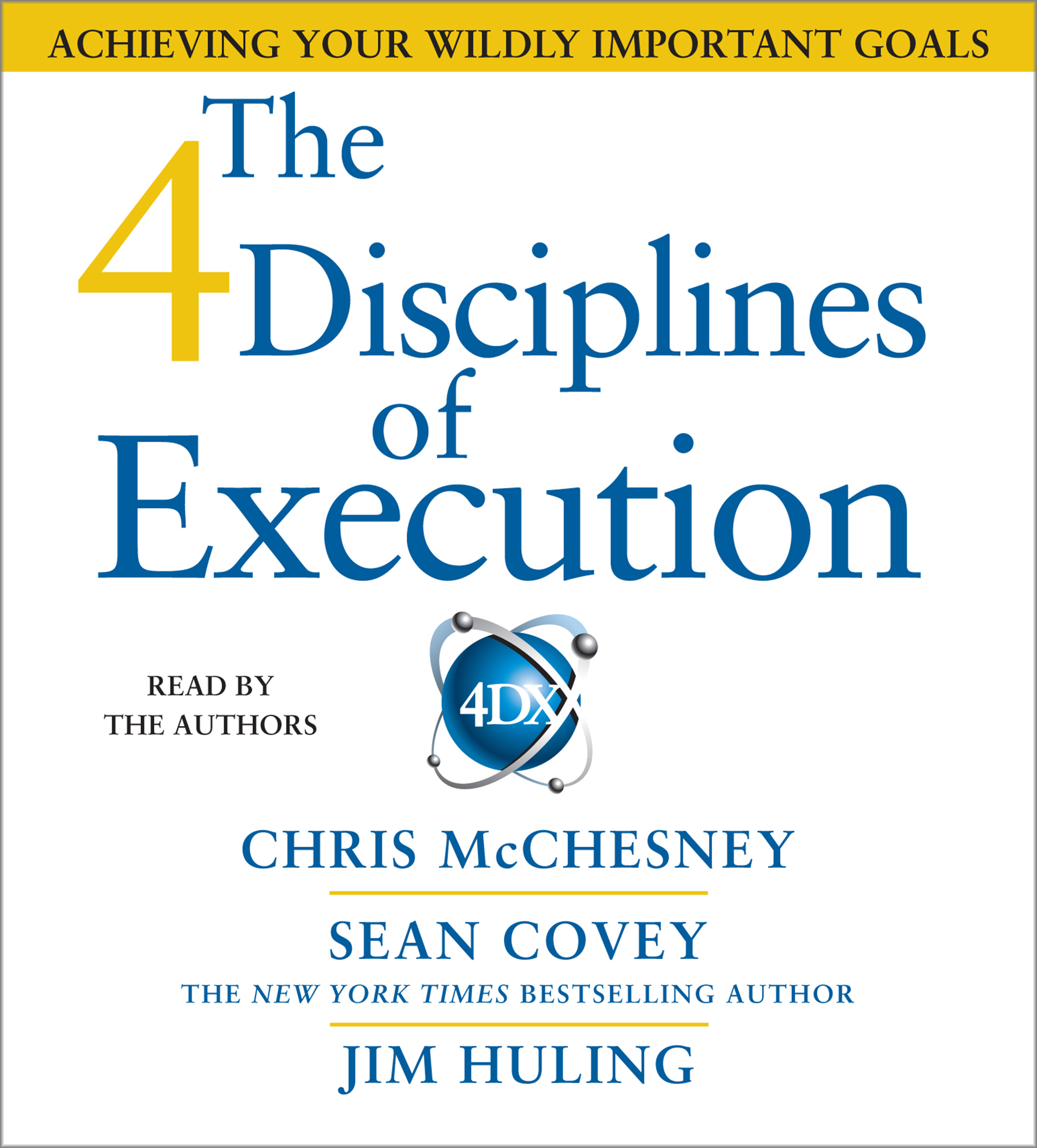 Sean covey official publisher page simon schuster uk book cover image jpg the 4 disciplines of execution fandeluxe Image collections