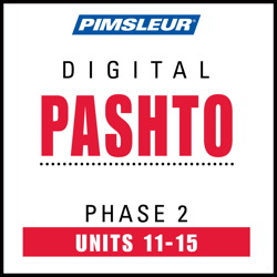 Pashto Phase 2, Unit 11-15