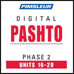 Pashto Phase 2, Unit 16-20