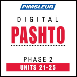 Pashto Phase 2, Unit 21-25