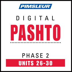 Pashto Phase 2, Unit 26-30