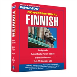 Finnish, Conversational