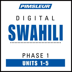 Swahili Phase 1, Unit 01-05
