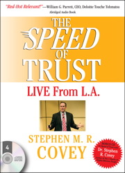 The Speed of Trust: Live from L.A.
