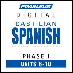 Castilian Spanish Phase 1, Unit 06-10