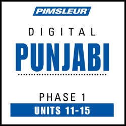 Punjabi Phase 1, Unit 11-15