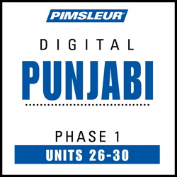 Punjabi Phase 1, Unit 26-30