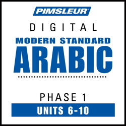 Arabic (Modern Standard) Phase 1, Unit 06-10