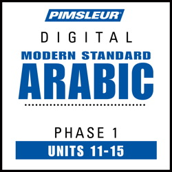 Arabic (Modern Standard) Phase 1, Unit 11-15