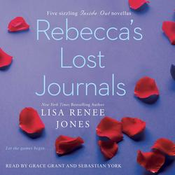 Rebecca's Lost Journals, Volumes 1-4