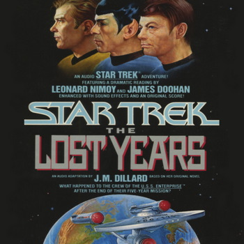 The STAR TREK X: THE LOST YEARS