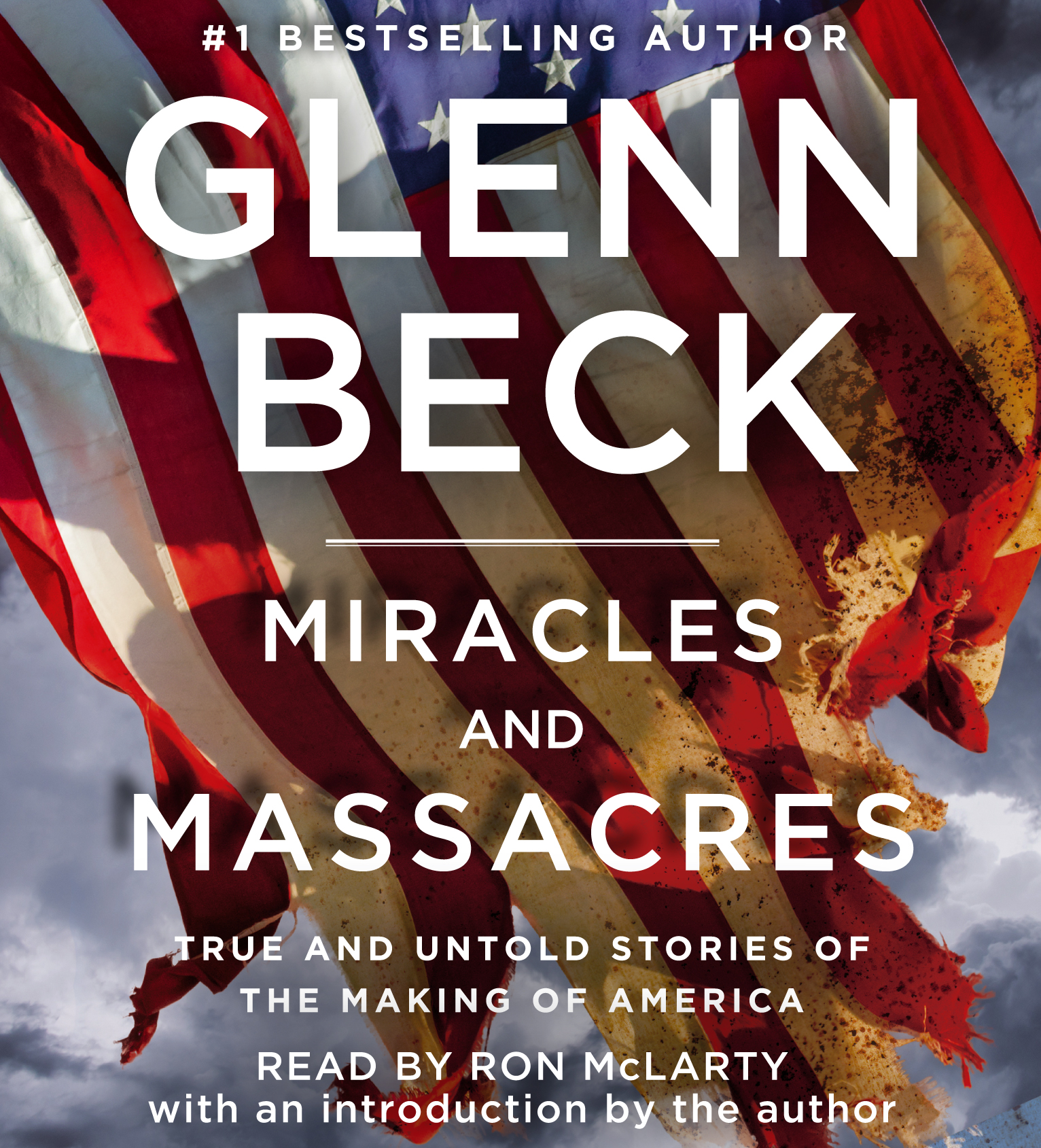 Glenn beck ron mclarty official publisher page simon amp schuster