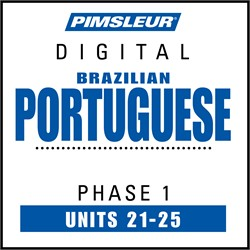 Portuguese (Brazilian) Phase 1, Unit 21-25