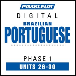 Portuguese (Brazilian) Phase 1, Unit 26-30