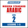 Pimsleur Arabic (Modern Standard) Level 2 Lessons  1-5 MP3