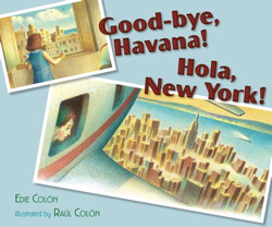 Good-bye, Havana! Hola, New York!