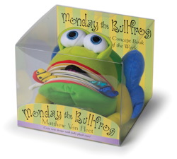 Monday the Bullfrog