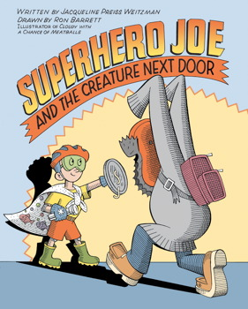 Superhero Joe and the Creature Next Door