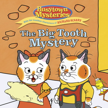 The Big Tooth Mystery