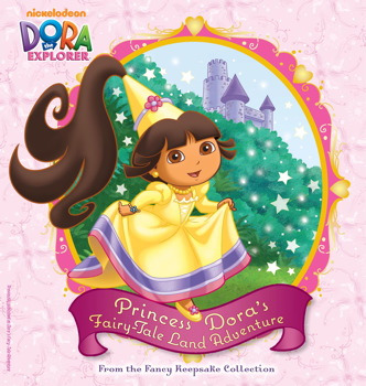 Dora's Fairy-Tale Adventure Christine Ricci and Susan Hall