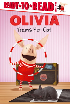 OLIVIA Trains Her Cat