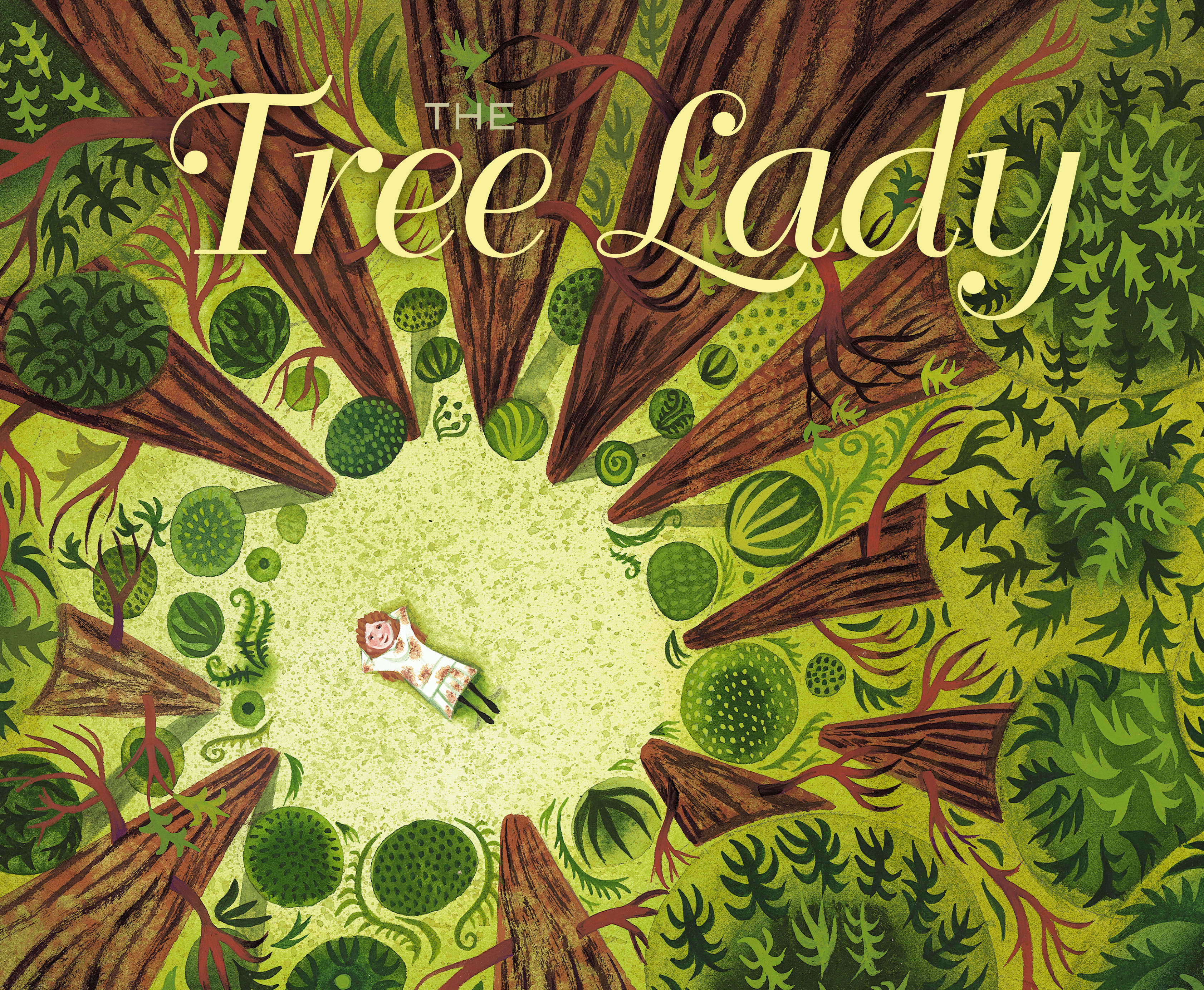 the tree lady book by h joseph hopkins jill mcelmurry