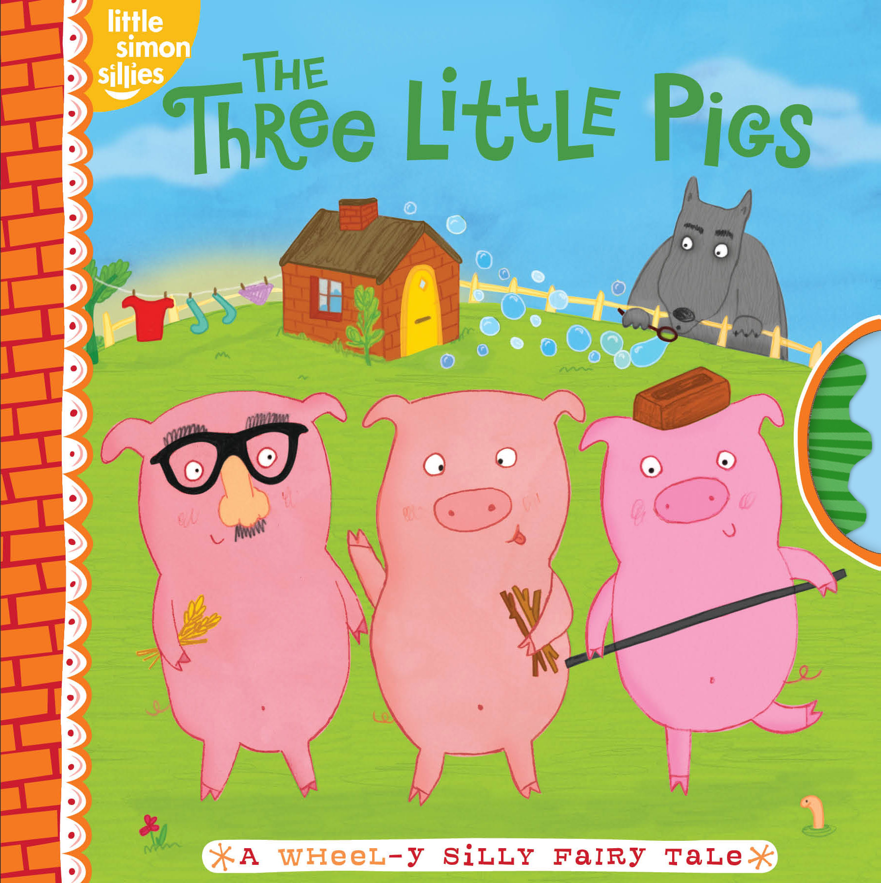 The Three Little Pigs  Book by Tina Gallo Kelly Bryne  Official