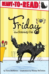 Friday the Scaredy Cat