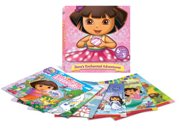 Dora's Enchanted Adventures