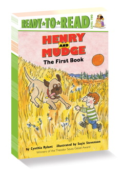 Henry and Mudge Ready-to-Read Value Pack