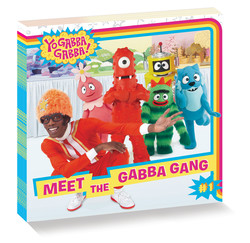 Yo Gabba Gabba 8 x 8 Value Pack