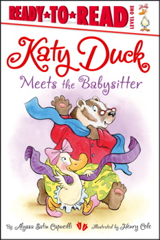 Katy Duck Meets the Babysitter