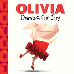 OLIVIA Dances for Joy