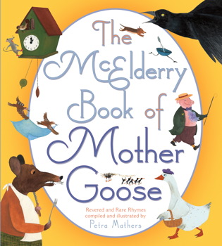 The McElderry Book of Mother Goose