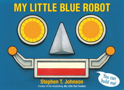 My Little Blue Robot