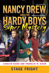 Nancy Drew and Hardy Boys Super Mysteries