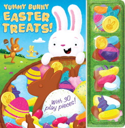 Yummy Bunny Easter Treats!