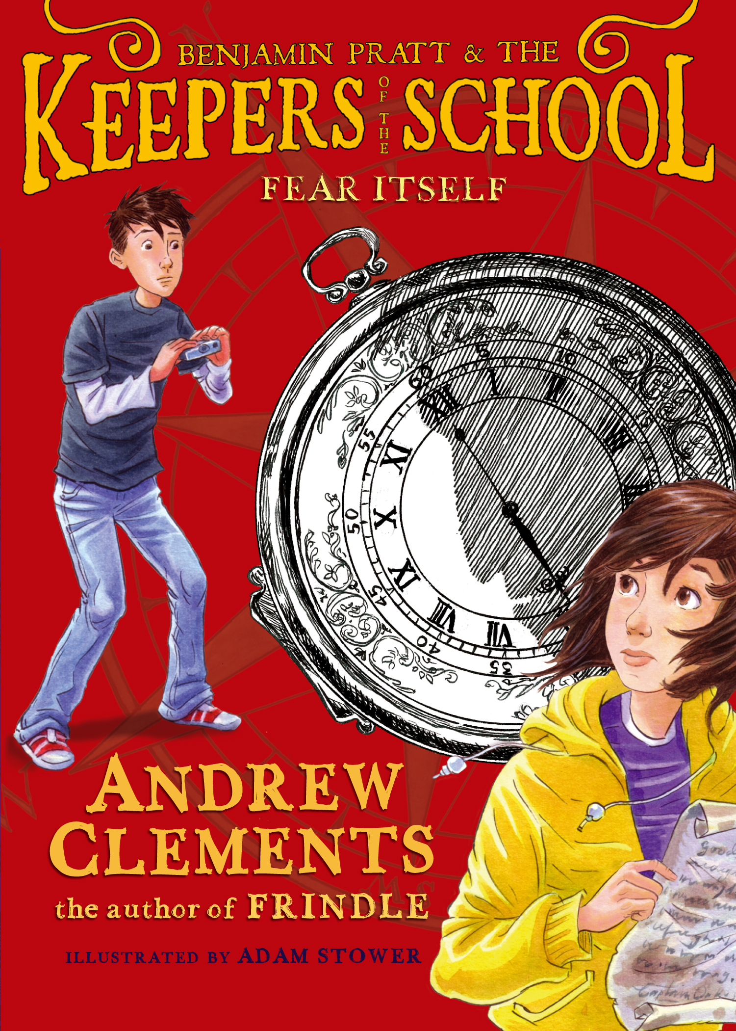 lunch money by andrew clements book report