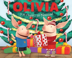 OLIVIA y el regalo de Navidad (Olivia and the Christmas Present)