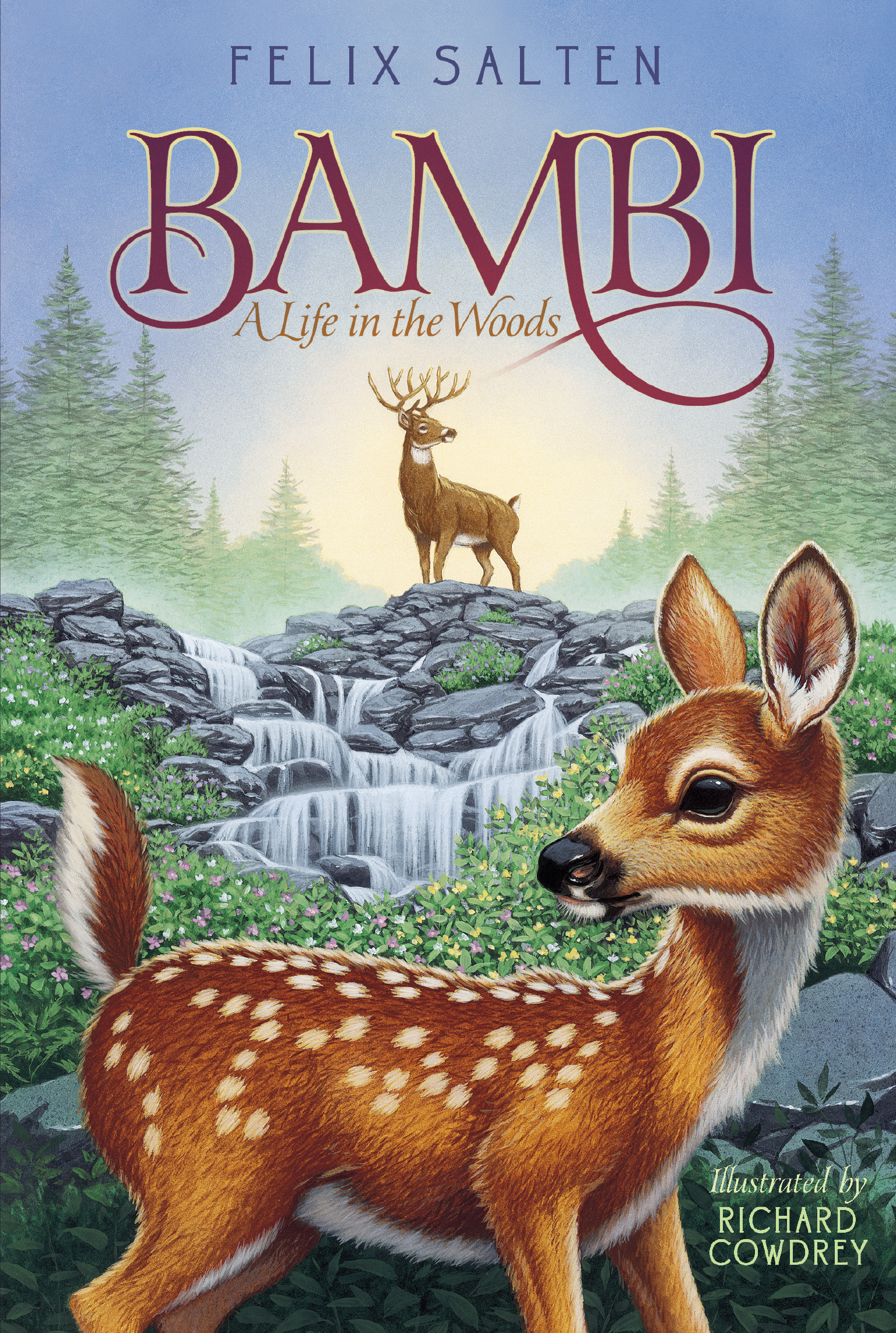 Image result for bambi felix salten book cover