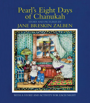 Pearl's Eight Days Of Chanukah