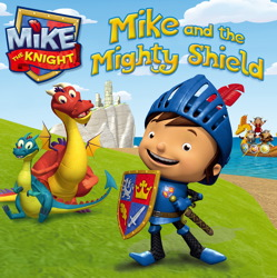 Mike and the Mighty Shield