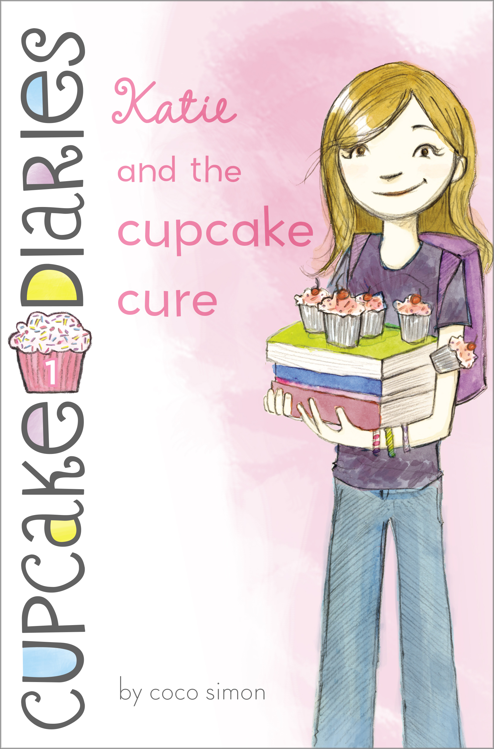 cupcake diaries Have you read the cupcake diaries if so are you wondering which character you are in the book results may be wrong because i do not know you well if you do not like the results take it again.