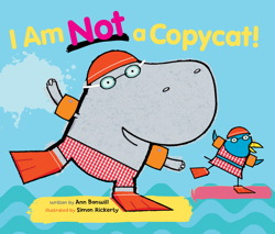 I Am Not a Copycat!