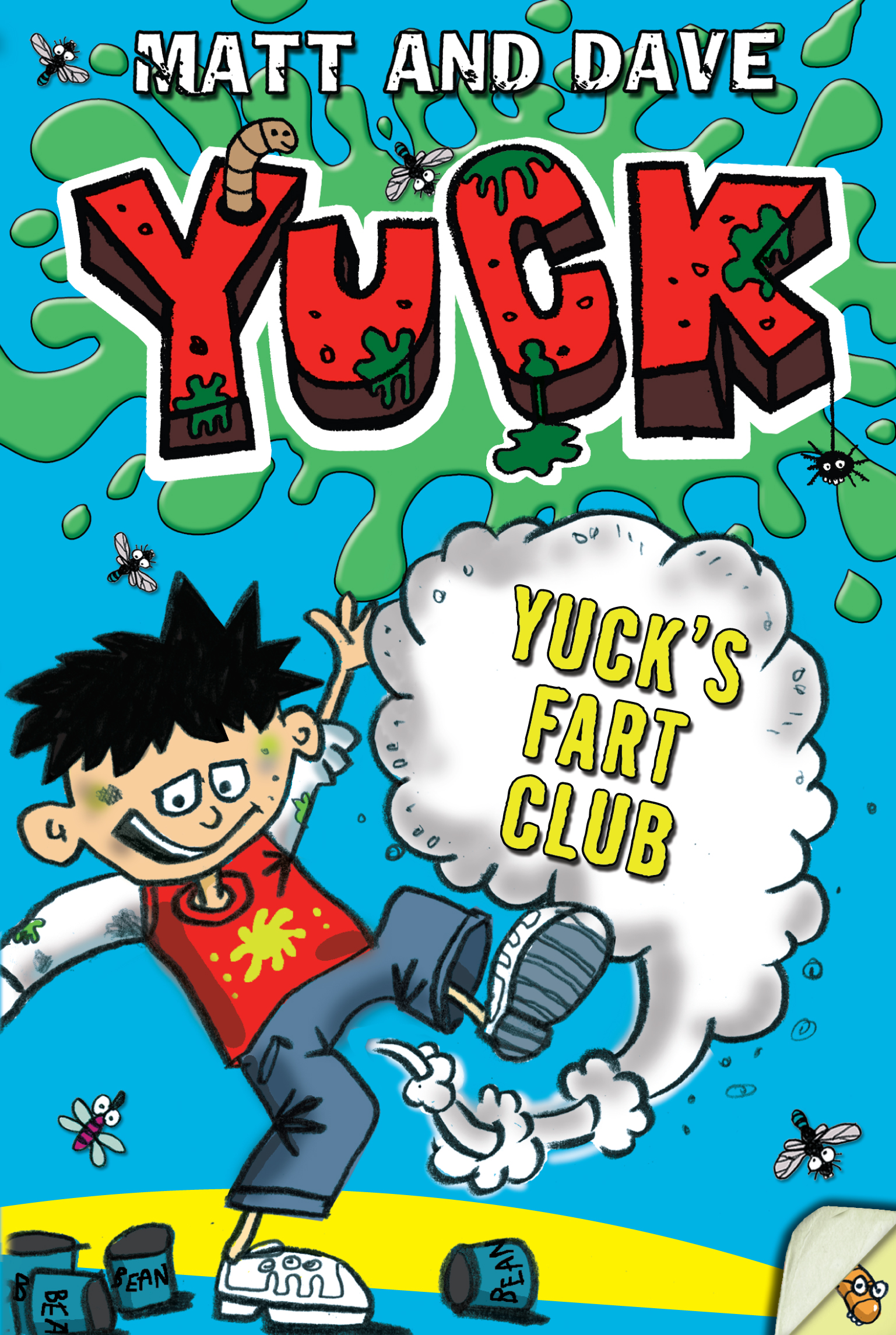 Yuck books by matt and dave and nigel baines from simon schuster yucks fart club fandeluxe PDF