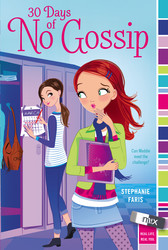 30 Days of No Gossip