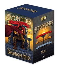Beyonders The Complete Set
